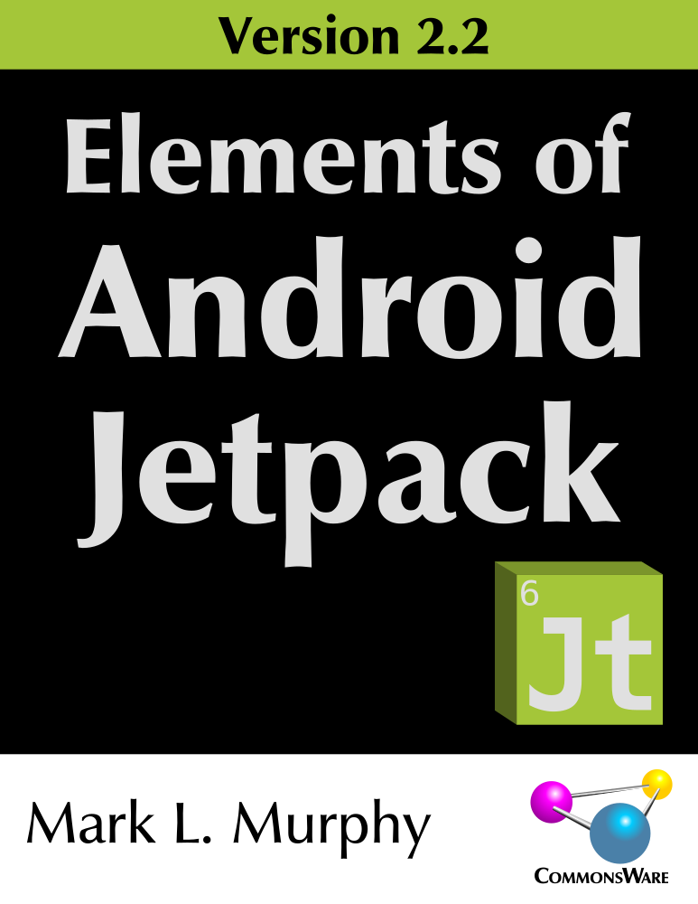 Elements of Android Jetpack