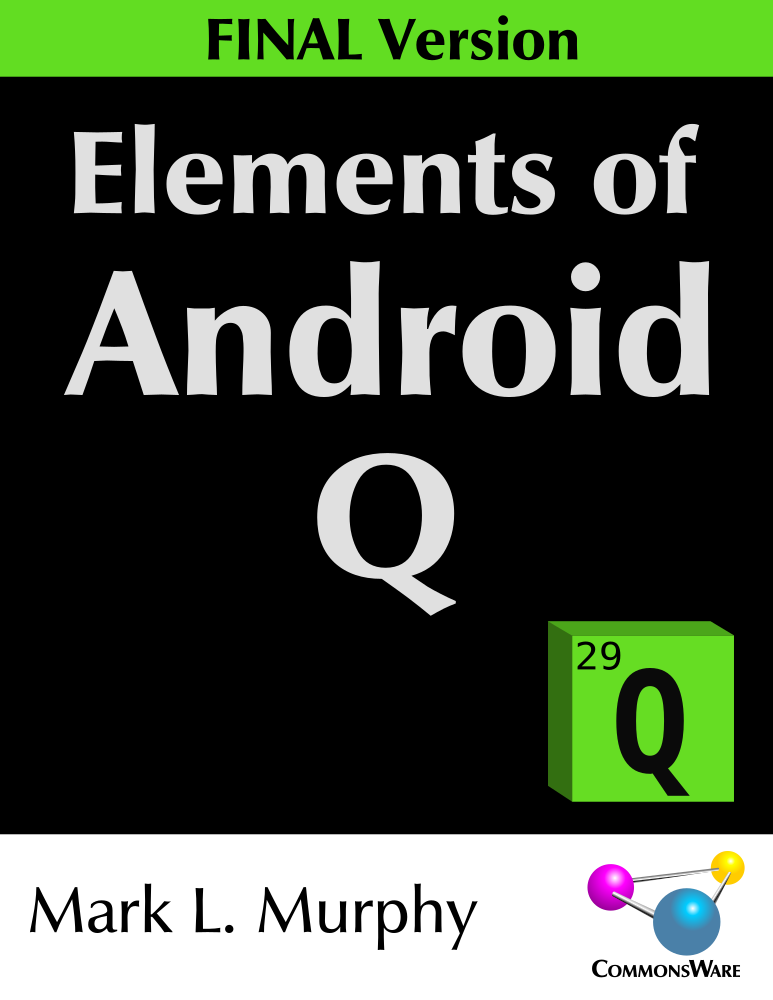 Elements of Android Q