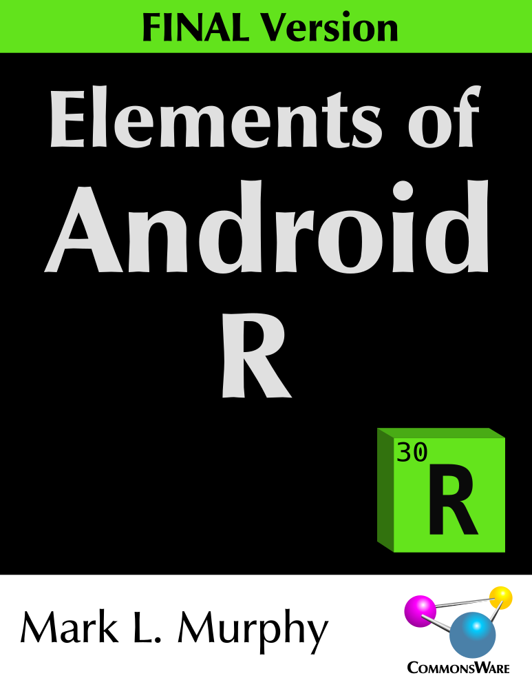 Elements of Android R